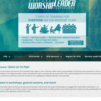 Worship Leader Magazine